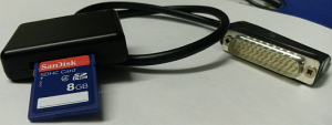 picture of QL-SD PAR interface