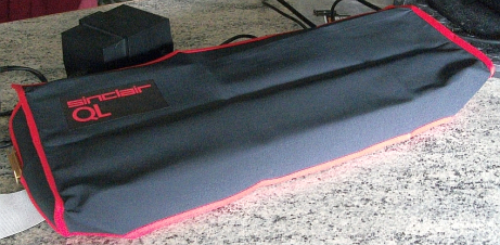 QL dustcover from Retro-Protect