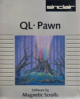 Image of The Pawn packaging