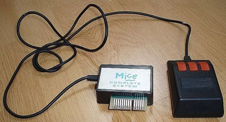 Picture of the MICE mouse system from Eidersoft